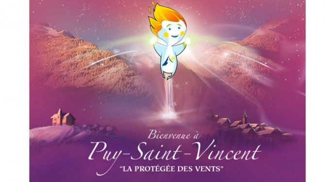 Application iPhone et Android pour la station de ski Puy Saint Vincent - Hautes-Alpes